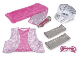 Melissa & Doug Glitz and Glam Role Play Costume Set - $28.93 CAD