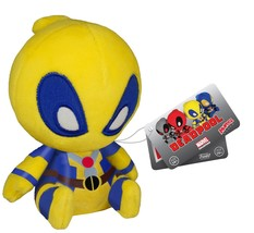 Deadpool: X-Men Yellow Deadpool Mopeez Plush *NEW* - $13.99