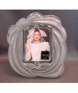 MIKASA Frosted Crystal 2 x 3 Photo Frame - $6.99