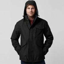 TIMBERLAND MEN'S RAGGED MOUNTAIN 3-IN-1 WATERPROOF FIELD JACKET. SZ:M - $138.60