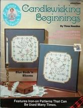 Candlewicking Beginnings Greta Goodstitch 7618 Plaid Iron On Patterns 10... - $4.99
