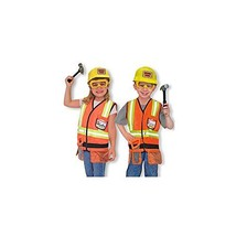 Child's Construction Worker Costume - $23.71