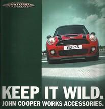 2008 Mini JOHN COOPER WORKS Tuning brochure catalog US 08 accessories - $10.00