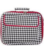 World Traveler Houndstooth 15-inch Laptop Bag, ... - $26.72