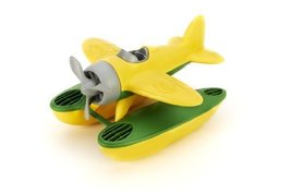 Green Toys Seaplane, Yellow - $15.79
