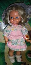 Telling Time Mattel Doll 1969 - $15.00