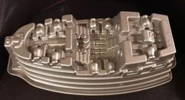 """Nordic Ware Pro Cast Pirate Ship Cake Pan 14"""" x 6"""" X 4"""" Super Cute Birth... - $18.80"""