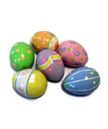 Easter Eggs Handmade Hand Painted Holiday Decor  - $14.50