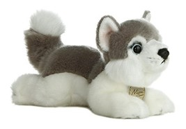 "Aurora World Miyoni Husky Plush, 8"" [Toy]"