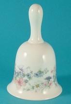 Wedgwood bell shaped trinket - pattern is Angela - A4 - $33.61