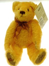 Merrythought Teddy Bear Oliver Holmes Special Edition Bear LE 100 pieces... - $202.66
