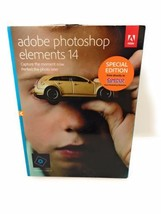 Adobe Photo Shop Elements 14 -Special Edition 2015 - New Factory Sealed - $99.77