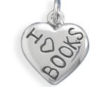 73608 i love books heart charm thumb155 crop