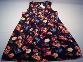 H&M Casual Floral Tea Dress Women's Size L NWT - $49.49