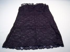 Delicates Casual Lace Lingerie Top Women's Size M - $69.29