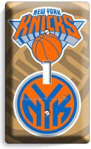 New York Knicks Nyk Ny Nba Basketball Single Light Switch Wall Plate Art Cover - $9.99