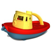 Green Toys My First Tugboat, Yellow - $11.39
