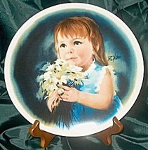 For You Plate by Donald Zolan by Pemberton & Oaks Collector Plate - $18.99