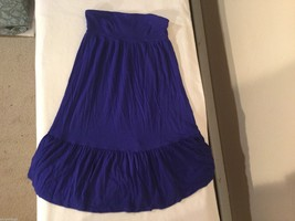 Womens Forever 21 Bright Purple Skirt, size XS