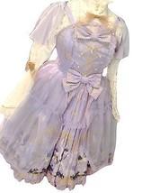 Angelic Pretty Crystal Dream Carnival Tiered JSK Dress Lolita Japanese Fashion image 4