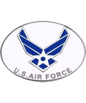 Air Force Cast Belt Buckle - $14.99