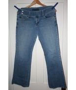 Weather Vane Jeanswear Lo-Rise Flare Leg Jeans  SZ 11    Good Used Condi... - $5.99
