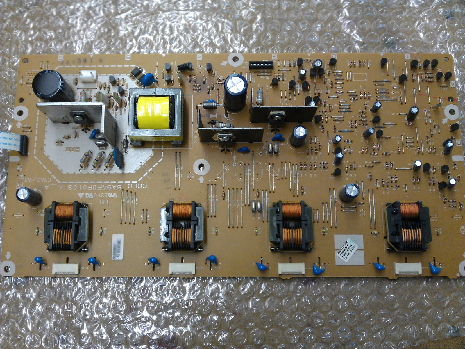 A94F0MIV Power Supply Invetr Board From Magnavox 32MD359B/F7 LCD TV