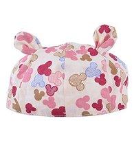 Summer Baby Hats/Caps Cartoon Pure Cotton Cloth Caps Mouse Head