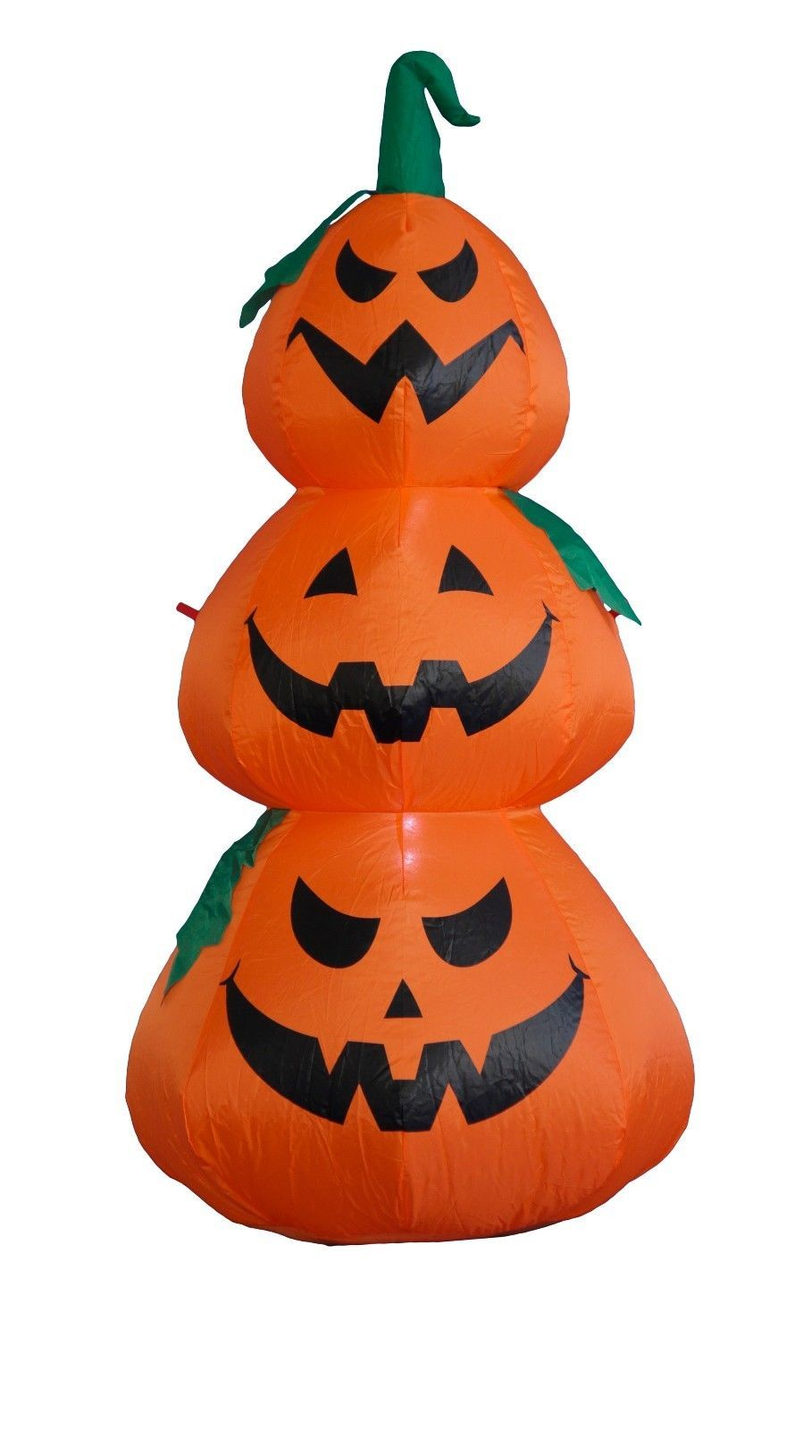 Halloween Inflatable Lighted Pumpkins Outdoor Indoor Garden Yard Decoration Prop