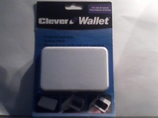 Clever Wallet (White) [Office Product]