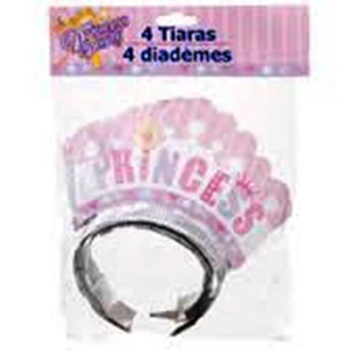 Princess Hearts Tiaras, 4-ct. Packs [Toy]