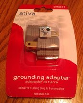 Activa Connect Grounding Adapter 828-570 [Electronics]