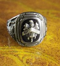 1937 Junior High School class Ring VKS Vintage East Stroudsburg Pennsylv... - $165.00