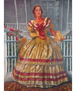 Collector Plate, Gone With The Wind - Melanie, Knowles China - $25.00