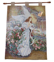 """Angel of Love"": Wall Hanging/Tapestry - $44.00"