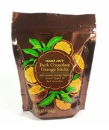 Trader Joe's Dark Chocolate Orange Sticks 10 0Z - $10.79