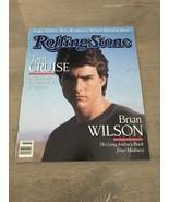 Rolling Stone # 532 August 11, 1988 Tom Cruise Roger Rabbit Nelson Mandela - $8.00