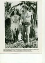 Milla Jovovich Brian Krause Return To Blue Lagoon Original Photo 8 C 964 - $19.79