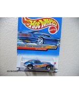 HOT Wheels 63 Corvette 1998 Race Team Series Iv... - $0.99