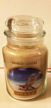 Yankee Candle 22 oz Large Housewarmer Jar Candle SAND & SURF [Kitchen] - $28.37