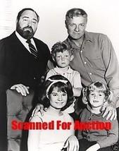 ANISSA JONES JOHNNY WHITAKER KATHY CAST FAMILY AFFAIR B/W PHOTO 7R-691 - $15.83