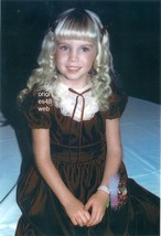 HEATHER O'ROURKE CUTE CANDID 8X10 PHOTO 8A-646 #1 - $14.84