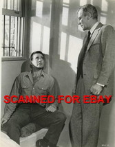 STUART WHITMAN EDWARD MULHARE SIGNPOST TO MURDER ORIGINAL PHOTO 6T-512 - $24.74