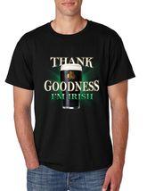 Men's Tee Shirt Saint Patrick's Day Tank Goodness Im Irish Irish Shirt - $17.00