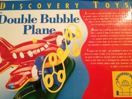 Discovery Toys Double Bubble Plane [Toy] - $22.49