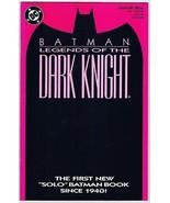 Batman Legends Of The Dark Knight Shaman No.1B ... - $7.92