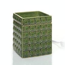 Everyday Ceramic Green Circle Square [Kitchen] - $21.51