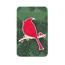 Yankee Candle Cardinal (Balsam & Cedar) Travel Tin, Festive Scent [Kitchen] - $4.41