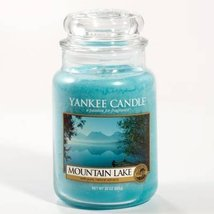 Yankee Candle Mountain Lake Large Jar Candle [Kitchen] - $26.41