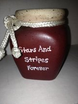 Stars and Stripes Forever Jar Candle [Kitchen] - $5.83